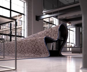 Stumble Upon Sofa by Alessandro Isola