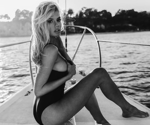 Rendezvous with Charlotte McKinney by N. Bozorgi