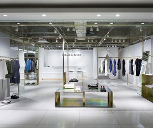 CABANE de ZUCCa shop by Schemata Architects