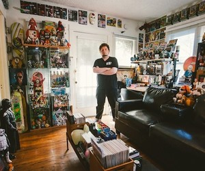 Jack Rossi And His Insanely Massive Toy Collection