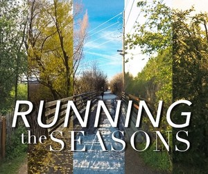 """Running the Seasons"" - Hyperlapse Action"