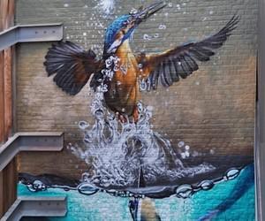 Hyper-realistic Mural by Belgian Artist Smates