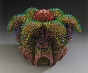 Adorable Pencil Sculptures