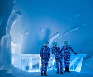 BOOOM! 25th ICEBAR for ICEHOTEL
