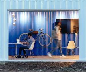 Rapt Studio Turned Trade Warehouse Into Workspace