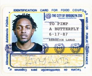 Kendrick Lamar x Classic Hip Hop Album Covers