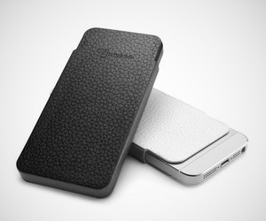 Crumena S - Genuine Leather Pouch for iPhone 5