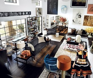 A LOOK INSIDE MARIO TESTINO'S L.A. HOME