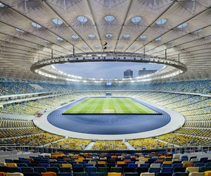 UEFA european football championship stadiums