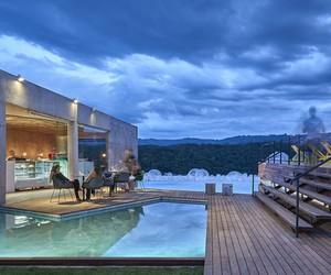 Bar-Pool-Gallery by BCMF + MACh, Brazil