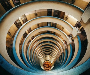 STACKED – HONG KONG SERIES BY PETER STEWART