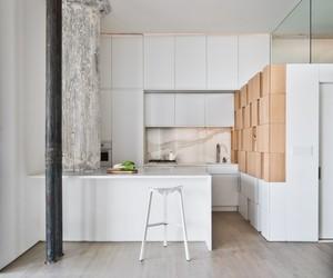 SABO project refurbishes a Brooklyn Loft