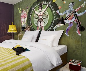 25hours Hotel in Vienna by Dreimeta