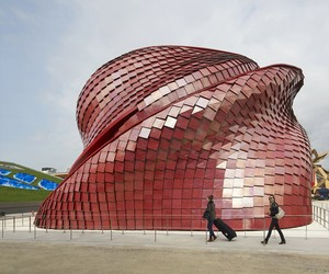 Vanke Pavilion for Expo Milano 2015