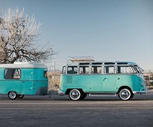 1963 Volkswagen Microbus & Camper