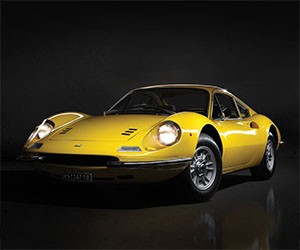 "The Ferrari ""Dino"" is a Special Ferrari Indeed"