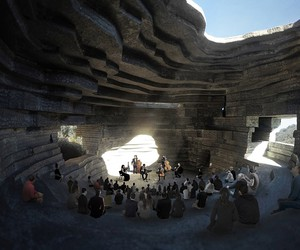 Chapel of Sound, Beijing / OPEN Architecture