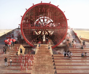 Austria Pavilion For Expo 2020 Dubai
