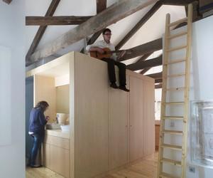 Prinicpe's Box House by u+a arquitectura