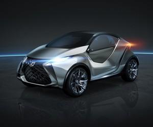 Lexus LF-SA Luxury City Car Concept