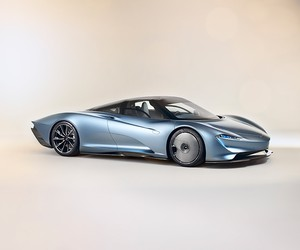 McLaren Unveils $2.3 Million Speedtail Hyper-GT
