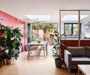 Jailmake Renovates 1960s House in London's Peckham