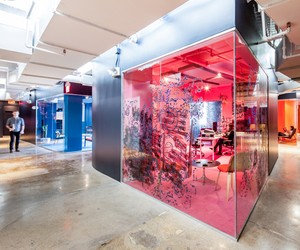 INABA: Red Bull Music Academy in New York