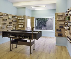 Aesop East Hampton Store by NADAAA