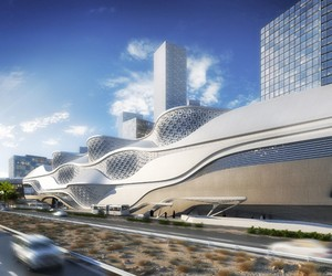 Zaha Hadid wins competition to design Riyadh metro