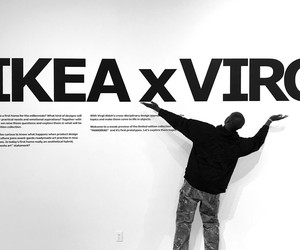 IKEA Will Do A Pre-Launch With Virgil Abloh