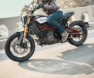 Indian Unveils Its Flat-Track-Inspired FTR 1200