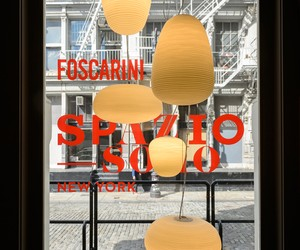 Foscarini Store in New York by Ferruccio Laviani