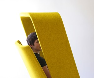 Windowseat Lounge by Mike and Maaike