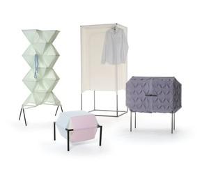 LONDON: Meike Harde's textile furniture series