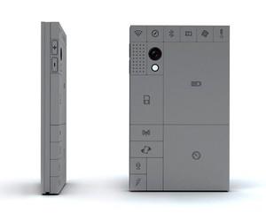 Phonebloks: modular smartphone by Dave Hakkens