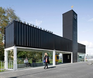 Barneveld Noord Bus Station by NL Architects