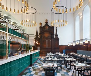 Duddell's London Restaurant by Michaelis Boyd