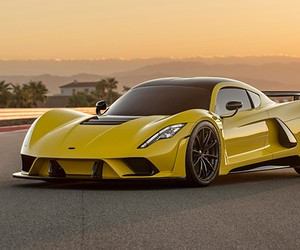 Hennessey Venom F5 Is America's 301MPH Hypercar