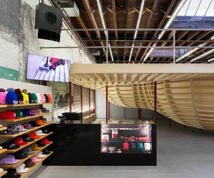 New Supreme Brooklyn Store by Neil Logan