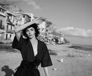 Mariacarla Boscono for Vogue Italia February 2014
