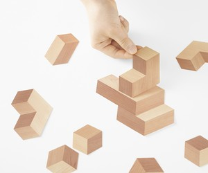 Nendo designs 'Paper-Bricks' for Pen magazine