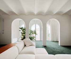 Penthouse in Raval, Barcelona, Spain / P-M-A-A