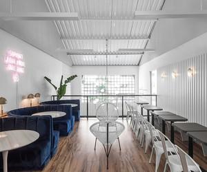 Orna Café by Moca Arquitetura, Curitiba, Brazil