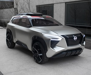 Nissan Unveils Xmotion Concept at 2018 NAIAS