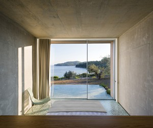 House in Achladies by Lydia Xynogala, Greece