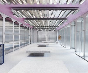 Acne Studios Flagship Store in Milan