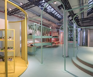 MINI Unveils Visionary Living Concept At MDW18