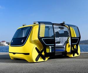 Volkswagen Unveils Sedric School Bus Concept