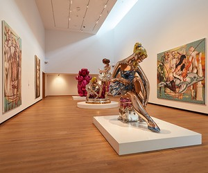 """Jeff Koons: At The Ashmolean"" Exhibition"