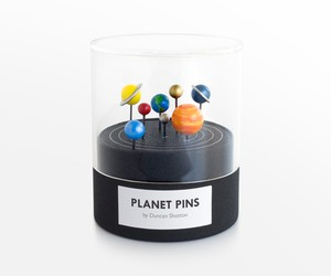 Duncan Shotton's Planet Pins